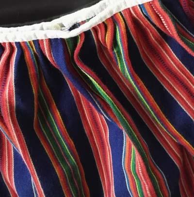 Keskiviikkona tuuletetaan kansallispukuja: Kun Rovaniemen miehen puku suunniteltiin, laskulle ei meinannut löytyä maksajaa